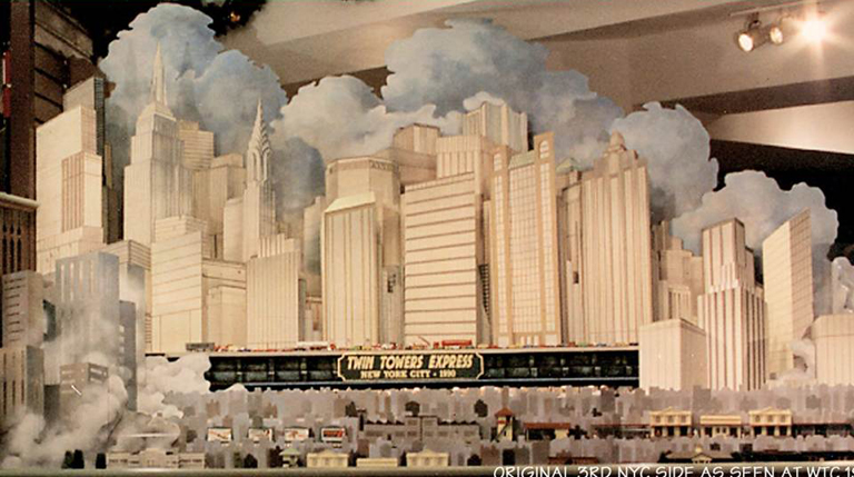 NYC SUBWAY_MODEL TRAINS_HO SCALE